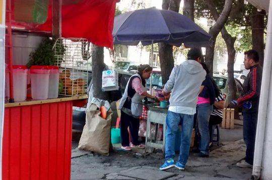 Diarrea del viajero Mexico 4