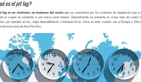 ¿Qué es el síndrome del Jet Lag? Clínica del Viajero UNAM