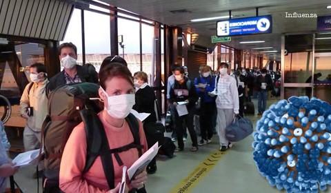 Influenza en viajeros