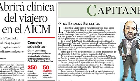 Clínica de Vacunación del Viajero en el AICM