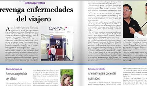 Medicina preventiva para el viajero |Clínica del Viajero de la UNAM