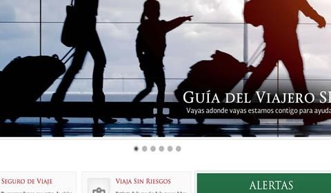Recomendaciones para viajar con la Guía del Viajero de la SRE y la Clínica del Viajero de la UNAM