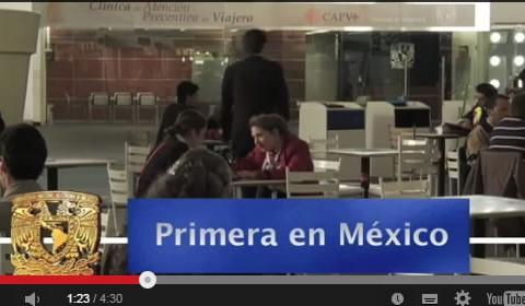 Primer Clínica del Viajero en México