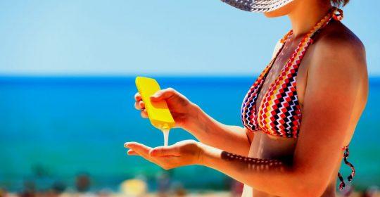 Protección Solar en Viajeros