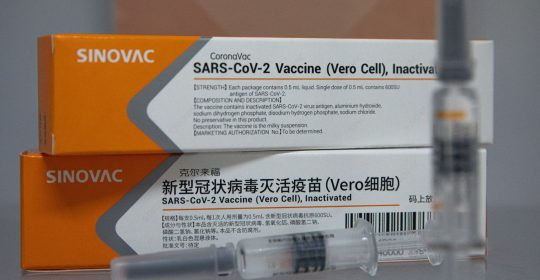 Vacuna COVID19 Sinovac